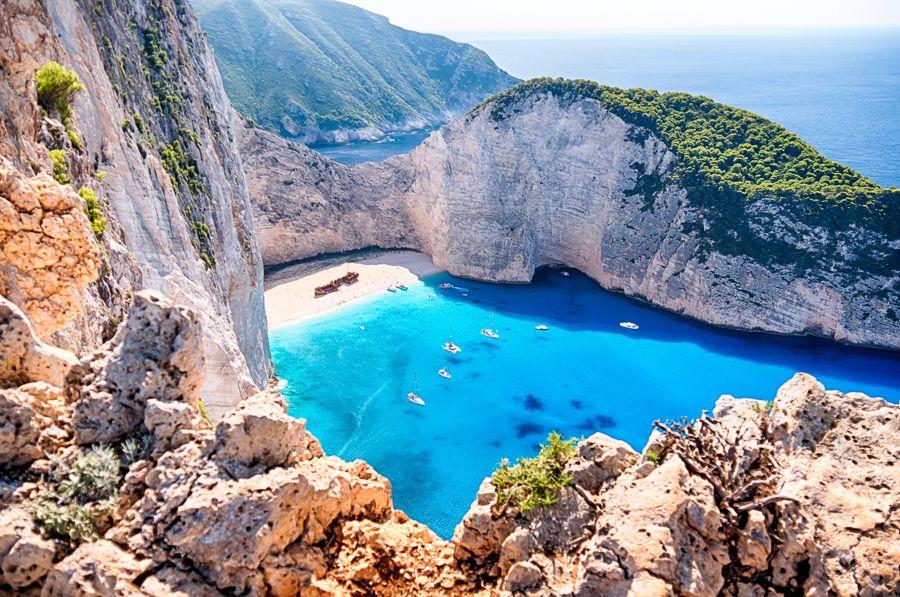 Lieux à visiter en Grèce-Zakynthos