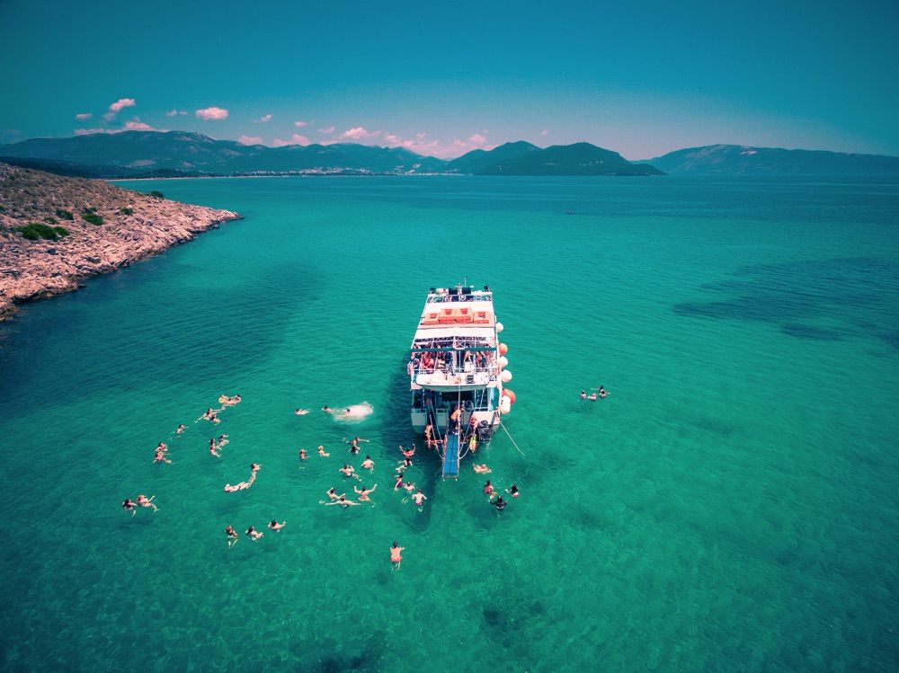 kavos places to stay in corfu