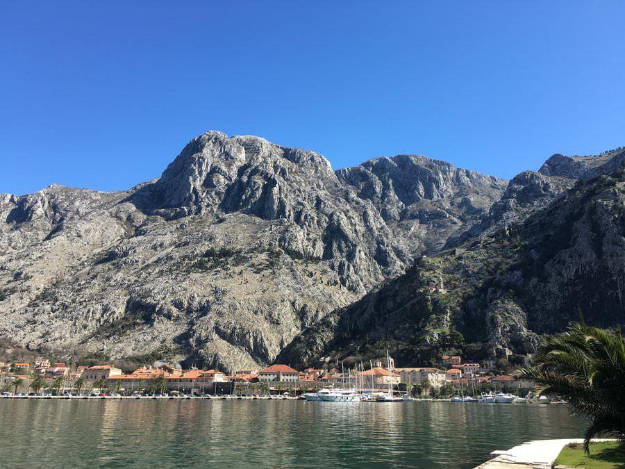 voyage à kotor montenegro
