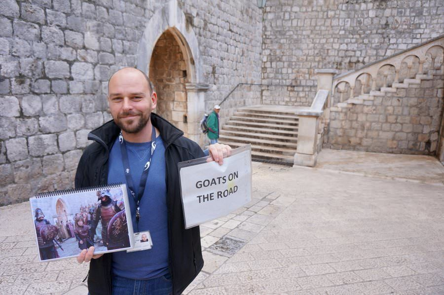 travel by locals game of thrones tour à dubrovnik