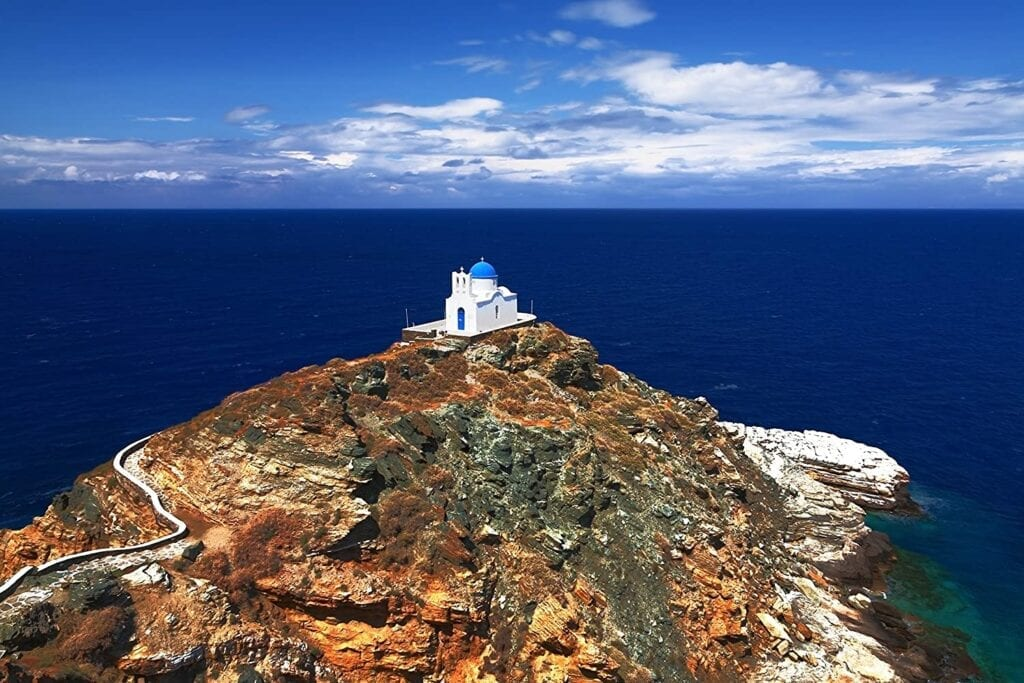 Îles Cyclades : Sifnos