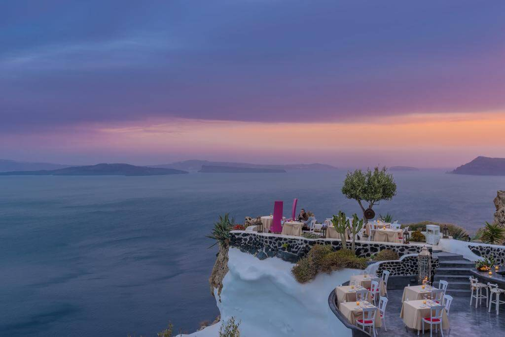 Andronis Luxury Suites, Oia, Santorin, Grèce